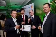 Sanhidrel recebe Prêmio MasterInstal 2014