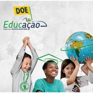 """Instituto Ayrton Senna lança campanha """"Doe Educação"""""""