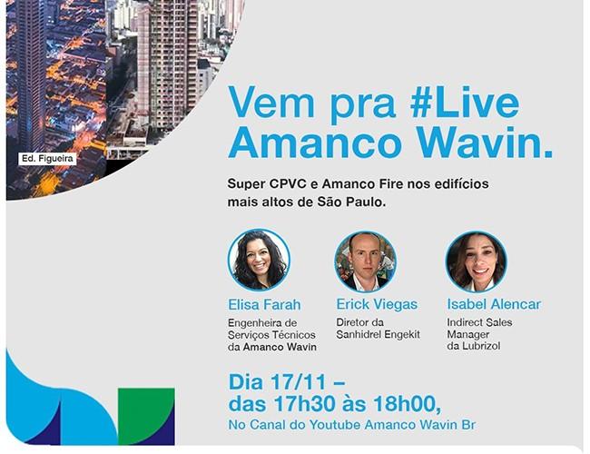 SANHIDREL ENGEKIT NOS EDIFÍCIOS MAIS ALTOS DE SÃO PAULO